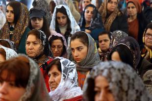 Muszlim nők találékonysága menti meg a keresztényeket