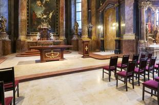 Közelebb Istenhez – megújult a győri bazilika