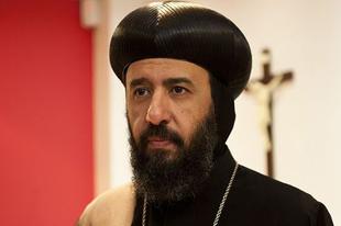 A kopt püspök üzent a terroristáknak