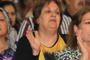 Iraki keresztények imája egy ragyogó jövőért