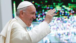 Bemutatták a filmet, amelyben Ferenc pápa is szerepet kapott