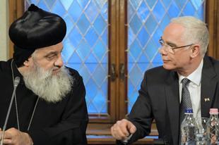 Szír pátriárka: imádkozzanak értünk, a muszlimokért is