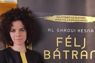 Al Ghaoui Hesna: Párbeszéddel megszelídíthetjük a félelmeinket