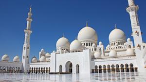 A vallási tolerancia jelképévé vált a mecset