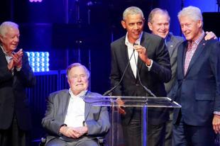 5 amerikai elnök is egyetért benne. Mi az?