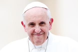 A kritikák jót tesznek a pápának