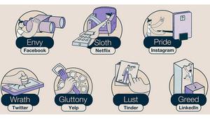 Ilyen a 7 főbűn a modern világban