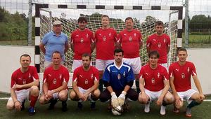 Papi válogatott – Országgyűlés: 6-0