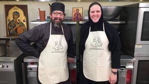 Magyar mamájától tanult főzni a főzőműsort vezető szerzetesnővér