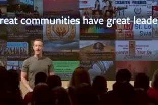 A Facebook átvenné az egyházi közösségek szerepét