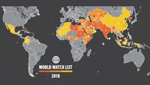 Ezekben az országokban a legnehezebb keresztények sorsa