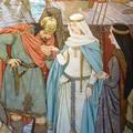 Szent Margit skót királyné, özvegy