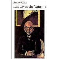 André Gide: A Vatikán titka