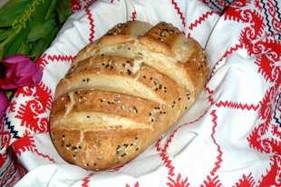 Az én négy magvas házi kenyérkém
