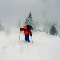 Életem legsúlyosabb hóvihara a Tátrán