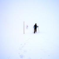 Fehér búrában a Tátra csúcsán