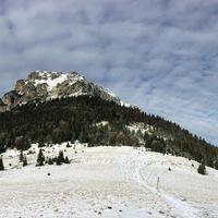 Első hó a Kis-Fátra legszebb csúcsán