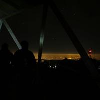 Ilyen volt a szilveszter a Hármashatár-hegyről