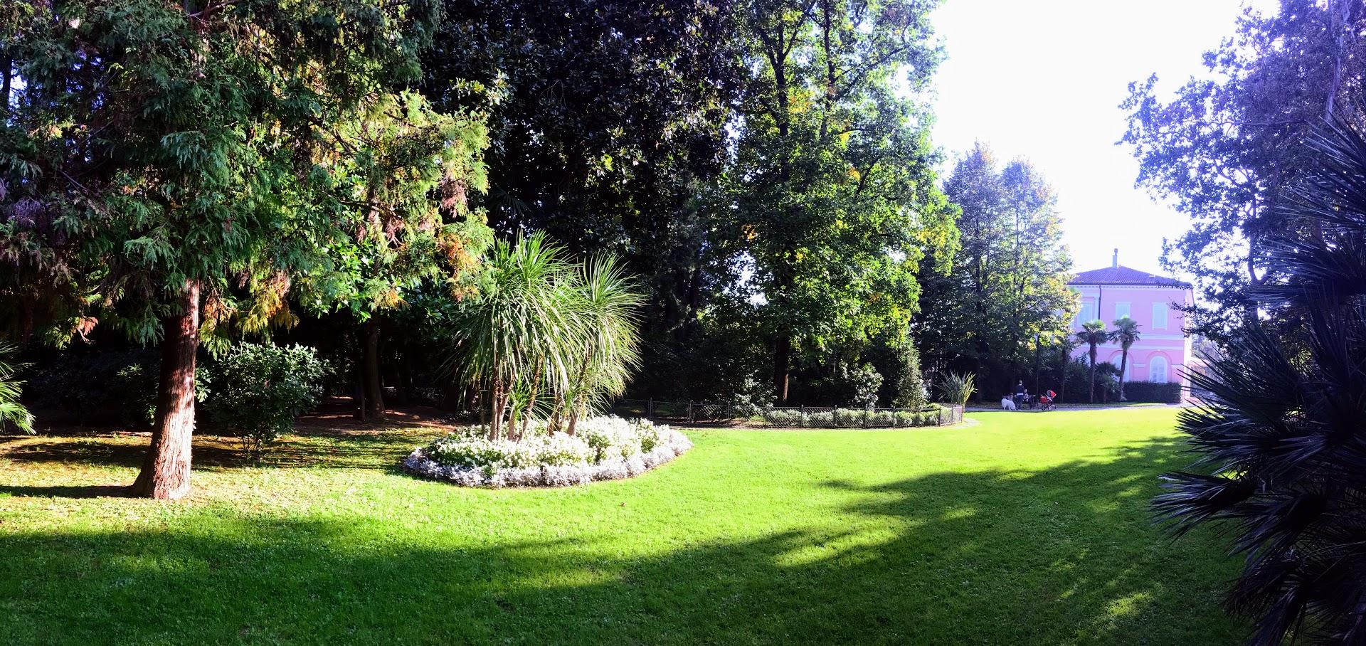Opatija, Angiolina park