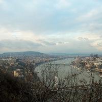 Budapest felett az ég
