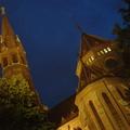 Református ékszerdoboz a Duna partján