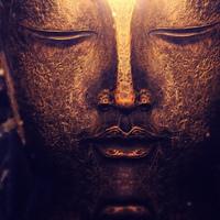 Buddha és a köpés spirituális történet