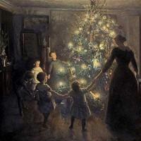 ERZSÉBET ASSZONY ÉLETRAJZÁBÓL. A család karácsonya