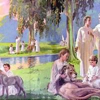 LÉTEZIK A MENNYORSZÁG! (VI. rész.) Különbség a menny és Paradicsom közt? 2