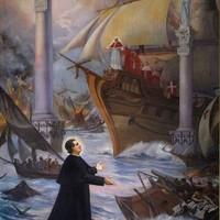 AZ EGYHÁZ JÖVŐJE, I. rész. Don Bosco látomása.