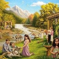 LÉTEZIK A MENNYORSZÁG! (XVII. rész.) A szeretet a mennyben