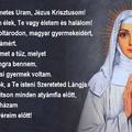 KILENCED ÁRPÁD-HÁZI SZENT MARGITHOZ ‒ UTÓSZÓ