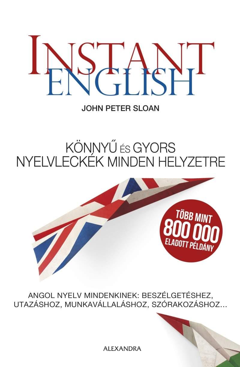 Instant English - angol tanulás könnyedén