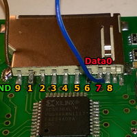 Enterprise 128 SD Adapter Prémium aktivitás LED - Enterprise 128 SD Adapter Premium activity LED