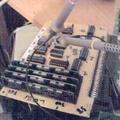 AMIGA 500 dinamikus fast ram bővítő - 4Mb