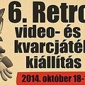6. Retro video- és kvarcjáték kiállítás - CSOKI