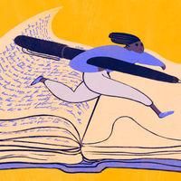 Hogyan kezdj el könyvet írni?