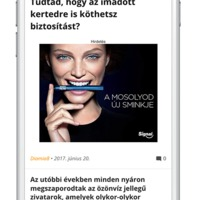 Változás a mobil hirdetéskiszolgálásban
