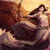 12 kicsit sem gyenge nő a mitológiából