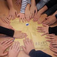 Nemzetközi könyvjelzőcsere program