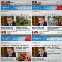Ilyen a magyar sajtószabadság: megvettek mindent kilóra