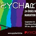 Ajánló - Psychart24 művészeti maraton