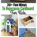 Csináld magad: fantasztikus játékok kartondobozból