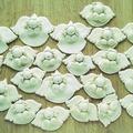 Bájos só-liszt gyurma angyalkák