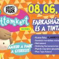 Zene a Tintanyúllal: Farkasházi Réka és Tintanyúl koncert lesz a Mizo-Pöttömkertben