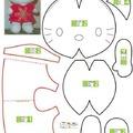 Kislányaink örömére: Három szuper Hello Kitty szabásminta