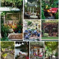 25+1 fantasztikus kerti pihenő