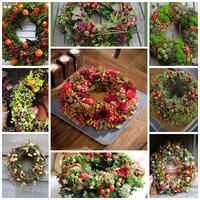 Őszi színpompa bogyókkal