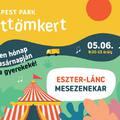 Május 6-án ismét Pöttömkert a Budapest Parkban