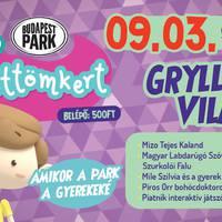 Gryllus Vilmossal búcsúzik a Pöttömkert