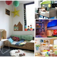 Sulikezdés - inspiráló ötletek gyermekszobákhoz